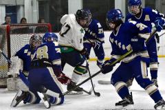 Gallery CIAC Ice Hockey; Northeastern 4 vs. Newtown 3 - Photo # 1023