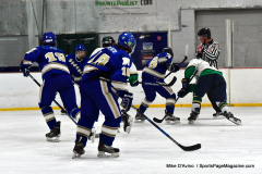 Gallery CIAC Ice Hockey; Northeastern 4 vs. Newtown 3 - Photo # 1035