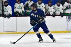 Gallery CIAC Ice Hockey; Northeastern 4 vs. Newtown 3 - Photo # 1046