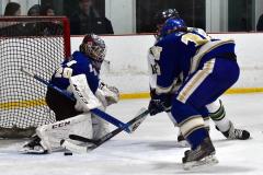 Gallery CIAC Ice Hockey; Northeastern 4 vs. Newtown 3 - Photo # 1056