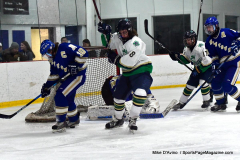 Gallery CIAC Ice Hockey; Northeastern 4 vs. Newtown 3 - Photo # 1063
