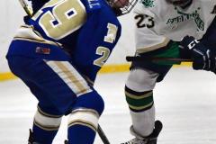 Gallery CIAC Ice Hockey; Northeastern 4 vs. Newtown 3 - Photo # 1140