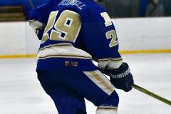 Gallery CIAC Ice Hockey; Northeastern 4 vs. Newtown 3 - Photo # 1167