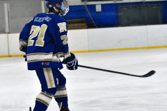 Gallery CIAC Ice Hockey; Northeastern 4 vs. Newtown 3 - Photo # 1169