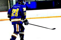 Gallery CIAC Ice Hockey; Northeastern 4 vs. Newtown 3 - Photo # 1170