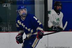 Gallery CIAC Ice Hockey; Northeastern 4 vs. Newtown 3 - Photo # 1179