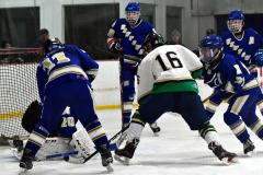 Gallery CIAC Ice Hockey; Northeastern 4 vs. Newtown 3 - Photo # 1203
