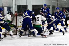 Gallery CIAC Ice Hockey; Northeastern 4 vs. Newtown 3 - Photo # 1206