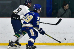 Gallery CIAC Ice Hockey; Northeastern 4 vs. Newtown 3 - Photo # 1256