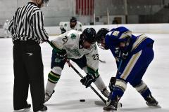 Gallery CIAC Ice Hockey; Northeastern 4 vs. Newtown 3 - Photo # 1295