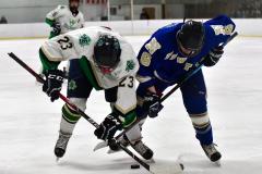 Gallery CIAC Ice Hockey; Northeastern 4 vs. Newtown 3 - Photo # 1299