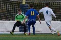 CIAC NVL Boys Soccer Qtr Finals #2 Oxford 1 vs. #7 Seymour 0 - Photo (45)