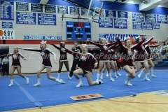 CIAC NVL Cheerleading Championship - Co-Ed Division - Photo (10)
