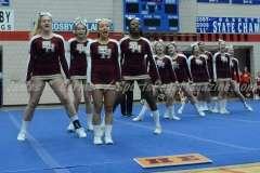CIAC NVL Cheerleading Championship - Co-Ed Division - Photo (11)