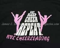 CIAC NVL Cheerleading Championship - Co-Ed Division - Photo (2)