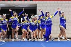 CIAC NVL Cheerleading Championship - Co-Ed Division - Photo (30)