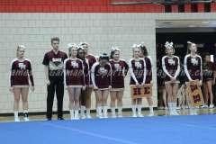 CIAC NVL Cheerleading Championship - Co-Ed Division - Photo (5)