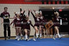 CIAC NVL Cheerleading Championship - Co-Ed Division - Photo (8)