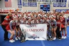 CIAC NVL Cheerleading Championship - Awards - Photo (40)