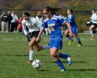 CIAC NVL Girls Soccer Qtr Finals #1 Woodland 8 vs. #8 Seymour 0 _ (21)