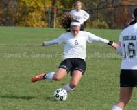 CIAC NVL Girls Soccer Qtr Finals #1 Woodland 8 vs. #8 Seymour 0 _ (45)