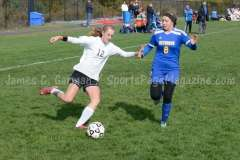 CIAC NVL Girls Soccer Qtr Finals #1 Woodland 8 vs. #8 Seymour 0 _ (48)
