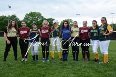 CIAC Softball - NVL All Brass Division Team - Photo #2