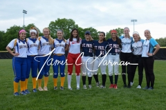 CIAC Softball - NVL All Copper Division Team - Photo #3