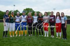 CIAC Softball - NVL All NVL Team - Photo #5