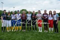 CIAC Softball - NVL All NVL Team - Photo #6