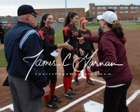 CIAC Softball Class L Tournament SF's #1 Pomperaug 5 vs. #4 Torrington 1 - Photo (1)