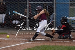 CIAC Softball Class L Tournament SF's #1 Pomperaug 5 vs. #4 Torrington 1 - Photo (105)