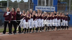 CIAC Softball Class L Tournament SF's #1 Pomperaug 5 vs. #4 Torrington 1 - Photo (11)