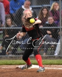 CIAC Softball Class L Tournament SF's #1 Pomperaug 5 vs. #4 Torrington 1 - Photo (113)