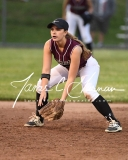 CIAC Softball Class L Tournament SF's #1 Pomperaug 5 vs. #4 Torrington 1 - Photo (116)