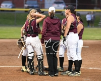 CIAC Softball Class L Tournament SF's #1 Pomperaug 5 vs. #4 Torrington 1 - Photo (118)