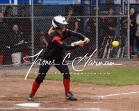 CIAC Softball Class L Tournament SF's #1 Pomperaug 5 vs. #4 Torrington 1 - Photo (119)