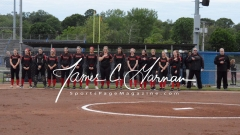CIAC Softball Class L Tournament SF's #1 Pomperaug 5 vs. #4 Torrington 1 - Photo (12)