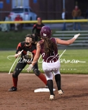 CIAC Softball Class L Tournament SF's #1 Pomperaug 5 vs. #4 Torrington 1 - Photo (127)