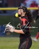 CIAC Softball Class L Tournament SF's #1 Pomperaug 5 vs. #4 Torrington 1 - Photo (128)