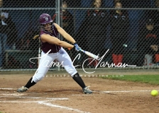 CIAC Softball Class L Tournament SF's #1 Pomperaug 5 vs. #4 Torrington 1 - Photo (130)