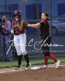 CIAC Softball Class L Tournament SF's #1 Pomperaug 5 vs. #4 Torrington 1 - Photo (131)