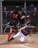CIAC Softball Class L Tournament SF's #1 Pomperaug 5 vs. #4 Torrington 1 - Photo (138)