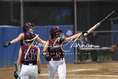 CIAC Softball Class L Tournament SF's #1 Pomperaug 5 vs. #4 Torrington 1 - Photo (152)