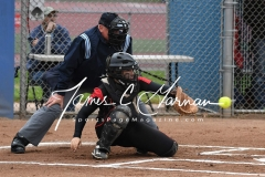 CIAC Softball Class L Tournament SF's #1 Pomperaug 5 vs. #4 Torrington 1 - Photo (19)