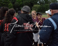 CIAC Softball Class L Tournament SF's #1 Pomperaug 5 vs. #4 Torrington 1 - Photo (2)
