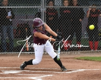CIAC Softball Class L Tournament SF's #1 Pomperaug 5 vs. #4 Torrington 1 - Photo (20)