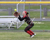 CIAC Softball Class L Tournament SF's #1 Pomperaug 5 vs. #4 Torrington 1 - Photo (21)