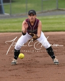CIAC Softball Class L Tournament SF's #1 Pomperaug 5 vs. #4 Torrington 1 - Photo (24)