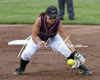 CIAC Softball Class L Tournament SF's #1 Pomperaug 5 vs. #4 Torrington 1 - Photo (29)